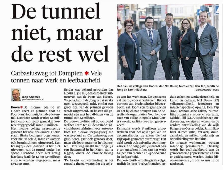 NHD 1505201 Tunnel niet de rest wel